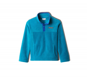 AY0154 COLUMBIA ΜΠΛΟΥΖΑ STEENS MOUNTAIN 1/4 SNAP FLEECE PULL-OVER ΠΑΙΔΙΚΟ