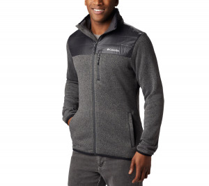 AJ0271 COLUMBIA ΖΑΚΕΤΑ CANYON POINT SWEATER FLEECE FULL ZIP
