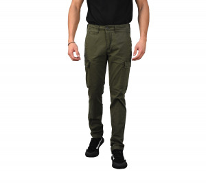 202.EM42.96 EMERSON ΠΑΝΤΕΛΟΝΙ GARMENT DYED STRETCH CARGO