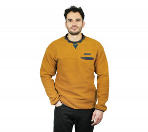 AJ0275 COLUMBIA ΦΟΥΤΕΡ WAPITOO FLEECE PULLOVER