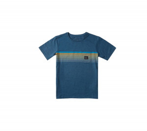 EQBZT04166 QUIKSILVER T-SHIRT SLAB POCKET SS