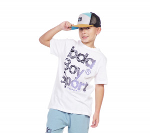 054101 BODY ACTION T-SHIRT SHORT SLEEVE