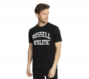 A1-083-1 RUSSELL ATHLETIC T-SHIRT CREWNECK S/S