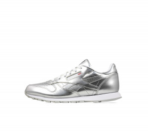 BS8945 REEBOK CLASSIC LEATHER METALLIC 4