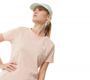 NF0A4T1A THE NORTH FACE T-SHIRT S/S SIMPLE DOME